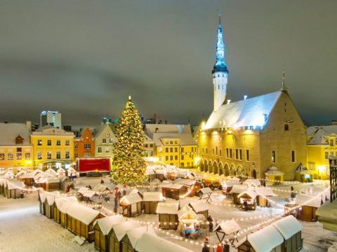 МЕСТА ДАЛЁКИЕ И БЛИЗКИЕ. Достопримечательности Таллина