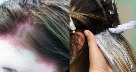 7 побочных эффектов покраски…