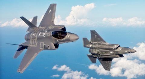 Почему пилоты F-35 не боятся…