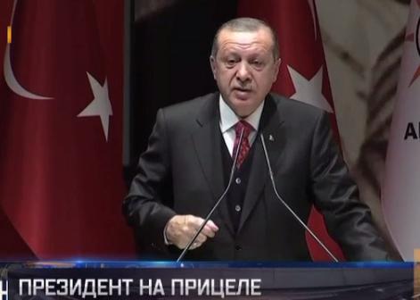 Турция отозвала военных посл…