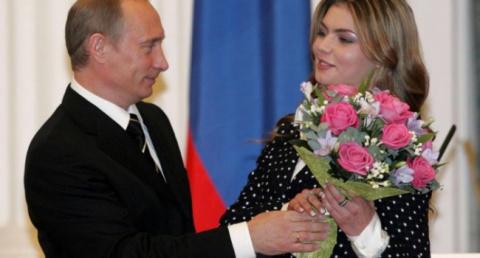 Путин и Кабаева снова вместе