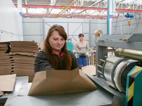 """Группа компаний """"Ритм-Б"""" локализовала в Ставрополе производство бумажной упаковочной тары"""