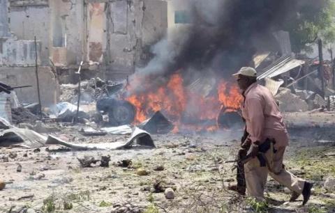 Встолице Сомали взорвался д…