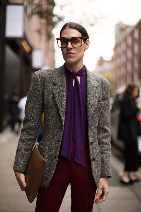 On the Street…Charing Cross …