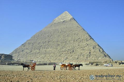 Тайная комната в пирамиде Хе…