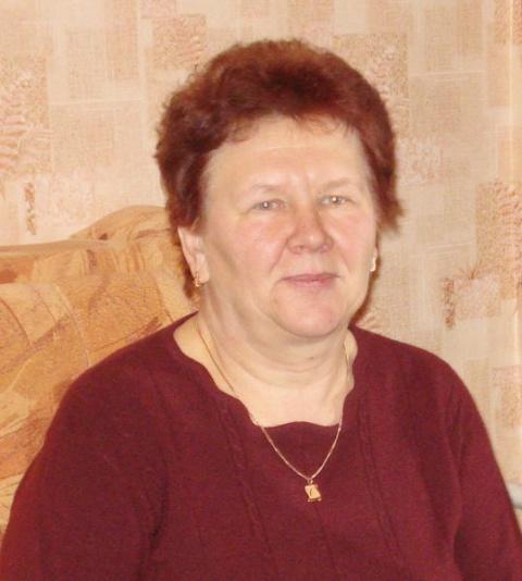 Елена Иванова (николаева)