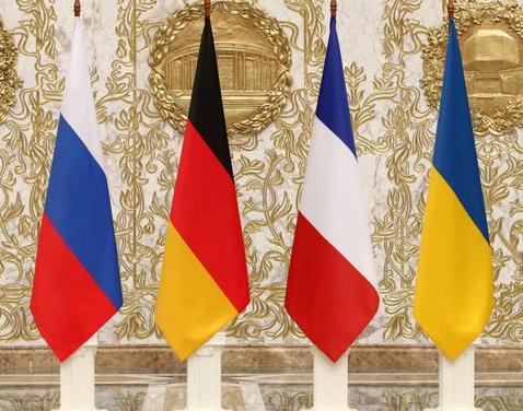 Встреча в нормандском формате станет для Меркель и Макрона проверкой на вменяемость