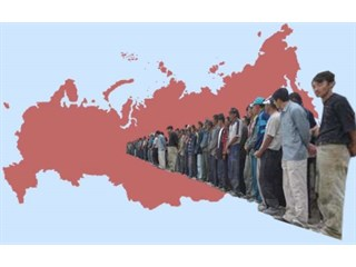 Активность мигрантов в России переходит в новое качество