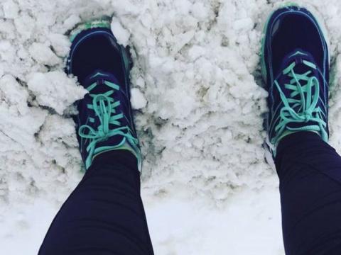 Как вновь заставить себя бегать после новогодней паузы