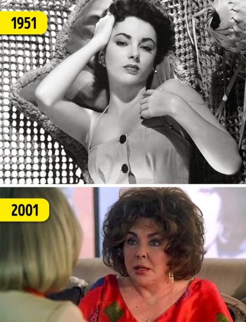Эти роскошные актрисы завоевали весь мир и даже больше. Но и для них случился последний фильм...