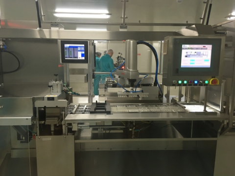 На курганском предприятии «Велфарм» началось производство лекарственных средств