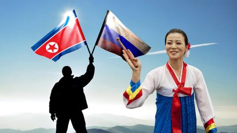 Русский с корейцем — братья навек. Андрей Бабицкий