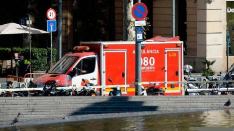 Теракт в Барселоне: микроавт…
