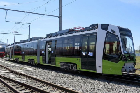 До конца года в России запустят первый частный трамвай