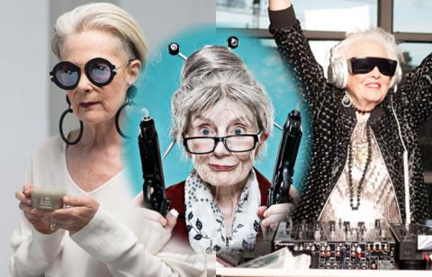 Никогда не поздно — 8  женщин, изменивших свою жизнь после 60 лет