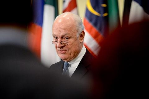 Делегация Сирии не готова к прямым переговорам с оппозицией — Де Мистура