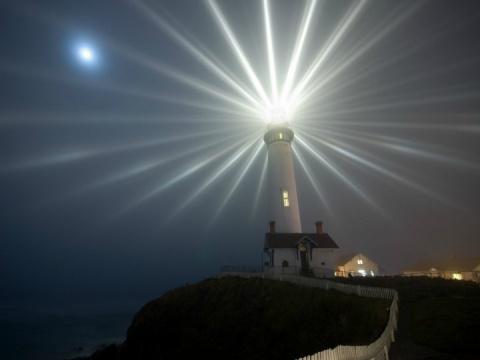 Красивые фотографии маяков. …