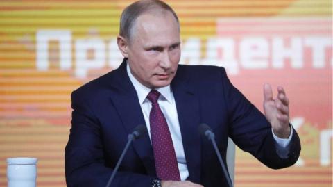 """Русским все равно"". Реакция…"