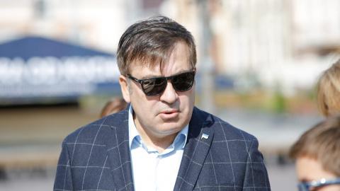 Саакашвили утверждает, что в…