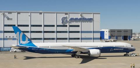 Boeing подтвердил ускорение …