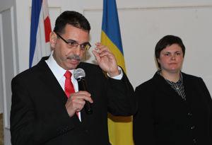 Украина чтит память о великом кубинце-революционере