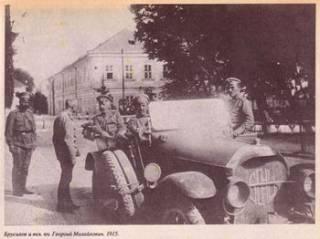 История первого автомобиля и первого угона