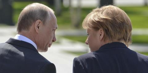 Предвыборный прагматизм Меркель. Евгения Пименова