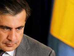 Зачем Саакашвили бросили на …