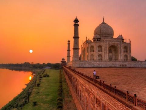 Самые волшебные места в мире, чтобы посмотреть рассвет