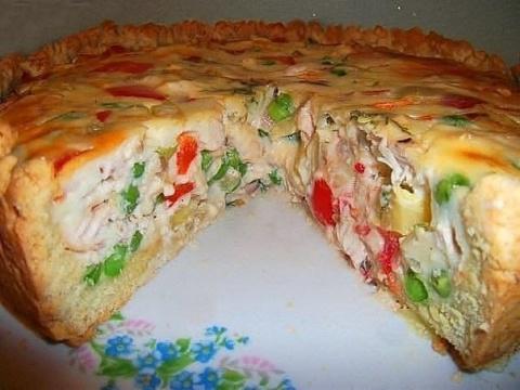 Открытый чудо – пирог