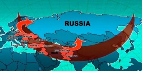 «Петля анаконды» вокруг России сжимается. Чем мы ответим?