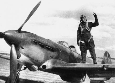 Иван Калабушкин: как летчик-…