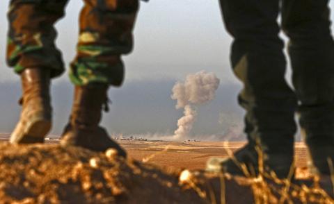 В Сирии несколько раз было нарушено перемирие — минобороны РФ