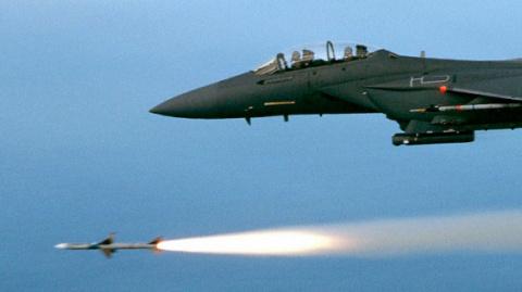 «Беззащитные» пилоты ВВС США…