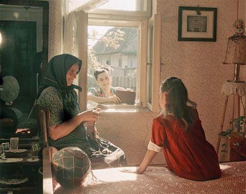 Полные ностальгии яркие советские фотографии Семёна Фридлянда