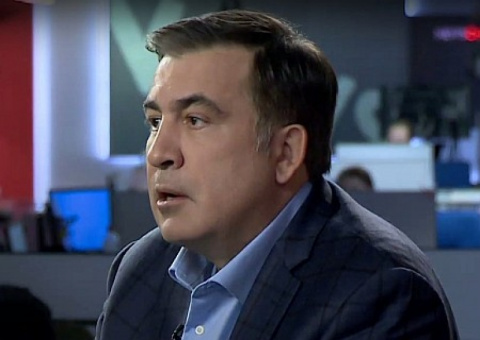Саакашвили: «Моя травля в Ки…