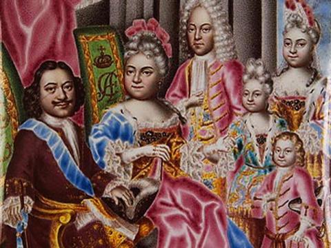 Что стало с детьми Петра Великого