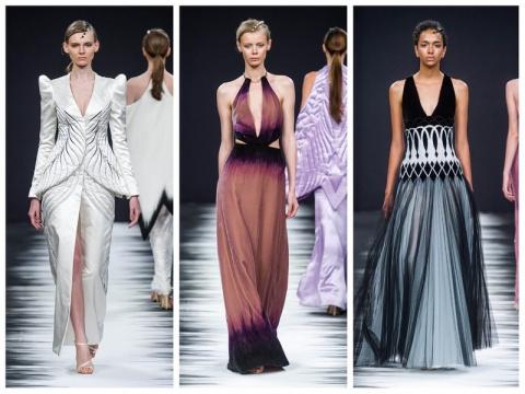 Sylvio Giardina Haute Couture осень-зима 2017-2018
