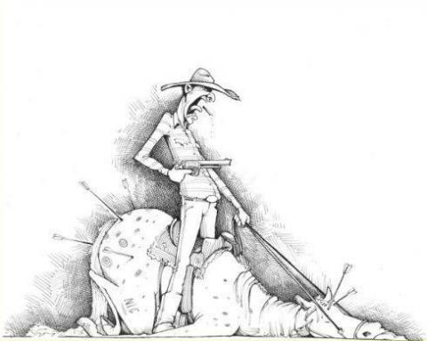 Есть старая индейская поговорка: «Лошадь сдохла – слезь»