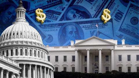 Россия вложила в госдолг США рекордные инвестиции