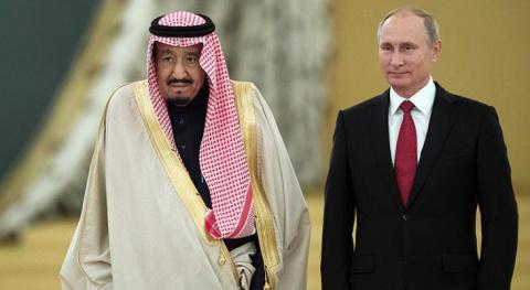 О чем договорились Путин и король Саудовской Аравии: США заявили об обеспокоенности решением Эр-Рияда