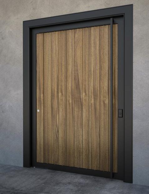 Специальная проветриваемая дверь