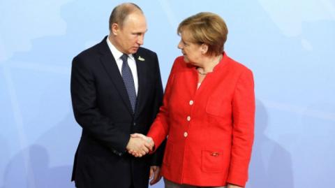Громкое признание Меркель: П…