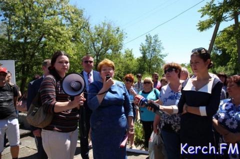 Беспорядки в Крыму. Завод за…