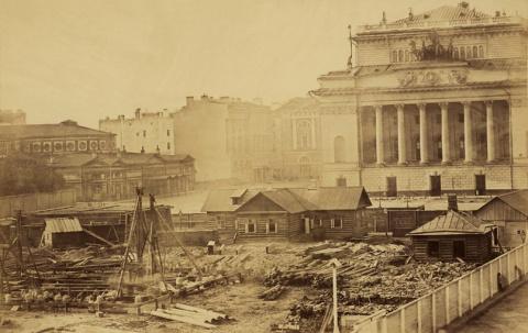 Коллекция редких старых фотографий Петербурга