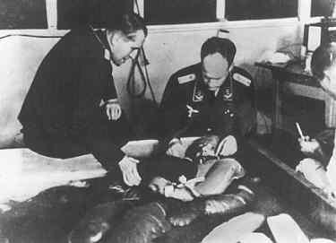 Медики на службе нацистов