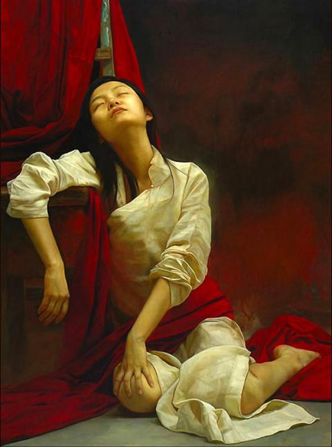 Реалистичные картины Liu Yuanshou