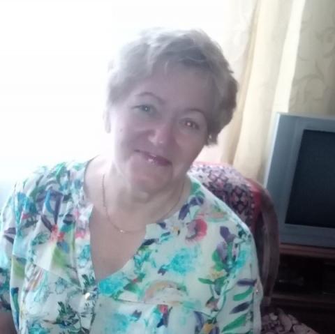 Татьяна Власова (Винидиктова)