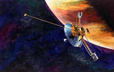 Эффект «Пионера»: первая загадка дальнего космоса