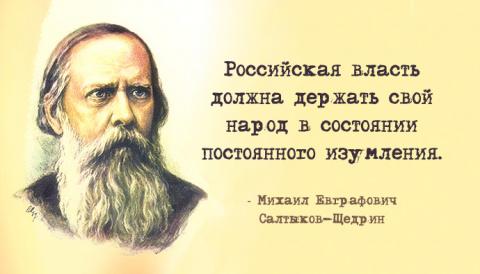 20 метких цитат Салтыкова-Щедрина: не в бровь, а в глаз